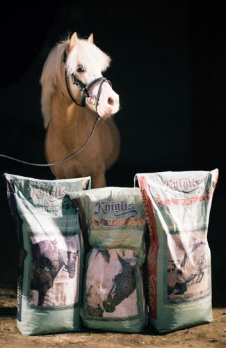 лучшие корма для лошадей